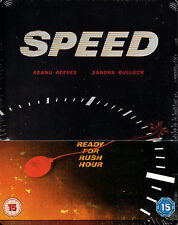 SPEED - Limited Edition Blu Ray Steelbook -
