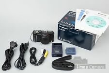 Panasonic DMC - LX3 Digital Camera LUMIX 10.1MP, Black Boxed