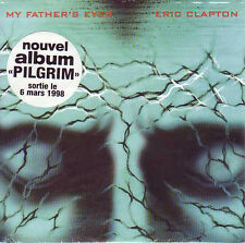 ☆ CD Single Eric CLAPTON My father's eyes 2-Track CARD SLEEVE NEW SEALED ☆