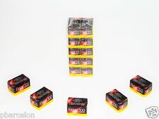 10 x KODAK EKTAR PRO 100 COLOUR NEG --35mm/36 exps--ULTRA FRESH--expiry: 04/2018