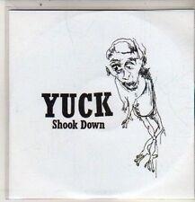 (DE22) Yuck, Shook Down - DJ CD
