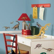 16 New DINOSAURS WALL DECALS Dinosaur Stickers Bedroom Decor Boys Decorations