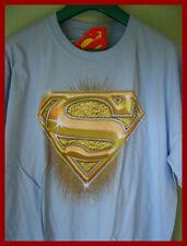 SUPERMAN - GRAPHIC T-SHIRT (S)(L)(XL)(XXL)  NEW & UNWORN