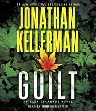 Guilt by Jonathan Kellerman (2013, CD, Abridged) free shipping