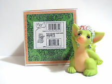 """Real Musgrave """"Wash Behind Your Ears"""" Pocket Dragon Issued 1998  Retired 2001"""