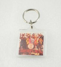 Vintage The Beatles Key Chain