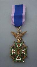 Virtues Médaille du Mérite et de l'Ordre de Guadalupe - MEXIQUE - REPRODUCTION