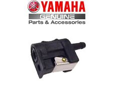 Yamaha Genuine Outboard Fuel Connector - 8mm Engine End (6E5-24305-06)
