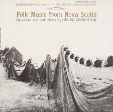Various Artists - Folk Music Nova Scotia / Various [New CD]