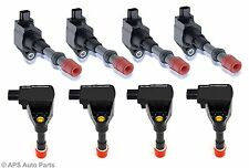 8x Honda Civic 1.3 Hybrid 1.4 2004-  Jazz 1.2 1.4 02-  Ignition Pencil Coil New