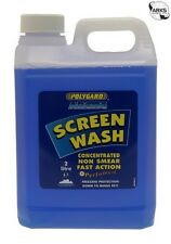 POLYGARD Arctic Screen Wash - Concentrated (-20┬░C) - 2 Litre - MIS18205
