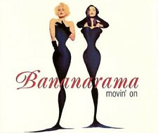Bananarama Moving On 3 mixes, Treat Me Right UK Cd