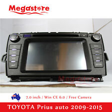 "7.0"" Car DVD Player GPS For TOYOTA Prius auto 2009-2015 head unit navigation usb"