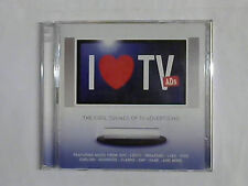 Various Artists - I Love TV Ads (2 x CD)
