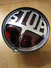 STOP classic Tail Light fits Harley Bobber Chopper Custom Cafe Racer Cycle Haven
