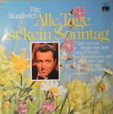 """12"""" Fritz Wunderlich Alle Tage ist kein Sonntag (Caro Mio Ben) 70`s Ariola"""