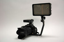 Pro 2 LED camcorder video light for Panasonic PVG S15 DVX100B PVDC252 PVDV102
