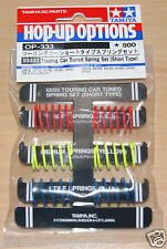 Tamiya 53333 Touring Car Tuned Spring Set (Short Type) (TA03/TA04/TT01D/M05/M06)
