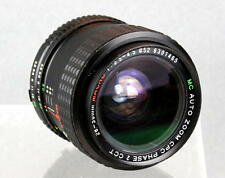 28-50mm Macro Zoom 1:3.5-4.5 - Minolta Manual Focus Mount - CPC Phase 2 CCT