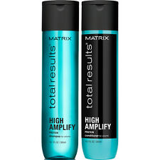 MATRIX NEW TOTAL RESULTS HIGH AMPLIFY SHAMPOO 300ml & CONDITIONER 300ml