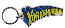 Yorkshireman PVC flexible keyring    (WG)