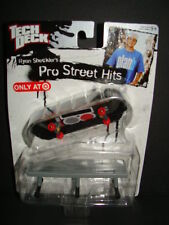 NEW Tech Deck Pro Street Hits Fingerboard Ryan Sheckler's Skateboard Bench NIP