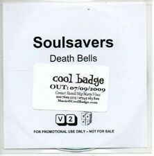 (AL873) Soulsavers, Death Bells - DJ CD