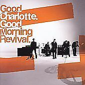 Good Morning Revival by Good Charlotte (CD, Mar-2007, Epic (USA)) New Sealed SS