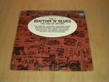 RHYTHM 'N' BLUES Vol.1 The End of an Era LP GATEFOLD LM 94003~Vinyl VG+