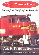 More Chiefs of the Santa Fe DVD NEW!