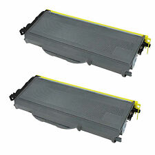 2Pk TN360 Toner Cartridge Fits Brother TN360 HL2140 HL2170W DCP-7030 DCP-7040