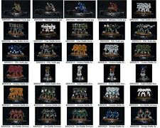 Mechwarrior Domination Complete Collection - All Figures, All Cards!