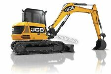Britains Farm JCB 86c-1 Escavatore Midi DIE CAST MODEL 1:32 (43013)