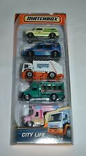 2011 MATCHBOX CITY LIFE NO. 13 FIVE PACK