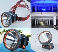 Power LED Torch Light Headlight Head Lamp F Hunting Camping Fishing Camping 50W