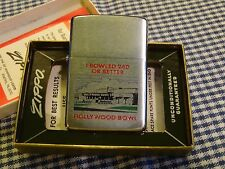 VINTAGE ZIPPO HOLLYWOOD BOWL LIGHTER 1967
