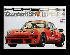 "Vintage Tamiya 1/12 PORSCHE 934 ""JAGERMEISTER"" Kit 12020 + BONUS Photo-Etch Set"