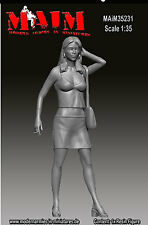 Asian Hooker #1 / 1:35 scale resin model kit