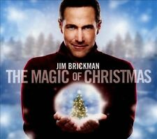 Jim Brickman - The Magic of Christmas [Digipak] (CD, 2013) NEW