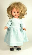 Vintage bambola doll poupee vinile Italo Cremona 1972 Rossana vestito scarpe -LO