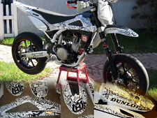 tattoo graphics kit for a  06-09 Husqvarna 510  450 smr