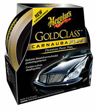 Meguiars Gold Class Carnauba Paste Wax 311g G7014 Car Plus Premium New Formula