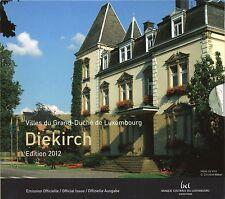 SERIE EURO BRILLANT UNIVERSEL (BU) - LUXEMBOURG 2012