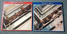 THE BEATLES Red & Blue Albums 1962-1966 & 1967-1969 *Red & Blue Vinyls* RARE