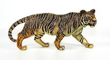 "JAY STRONGWATER JUNGLE LARGE 14"" TIGER FIGURINE SWAROVSKI NEW MADE IN USA LTD"