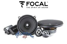 FOCAL AUDITOR RSE-130 KIT ALTOPARLANTI 2 VIE WOOFER 13cm TW CROSSOVER > NEW 2017