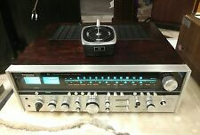Technics SA-6800x quadraphonic receiver w/ hard to find remote balance control!