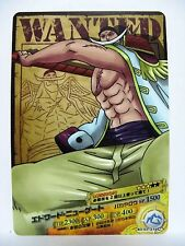 One Piece AR Carddass 02-31 C Edward Newgate Whitebeard Pirates