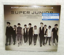 Korea Super Junior Bonamana Taiwan CD w/bonus 4 (Ver.C)