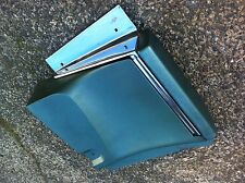 1966 1967 Buick Riviera GS RH Rear Seat Side Panel/Armrest Teal Green GM